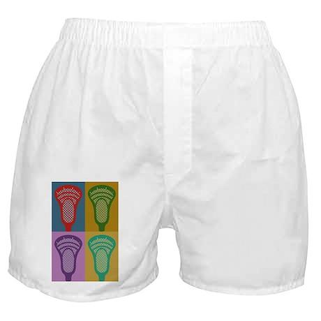 Lacrosse 4 Monkeys Boxer Shorts