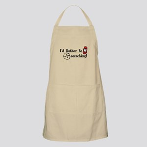 Rather Be Geocaching Apron