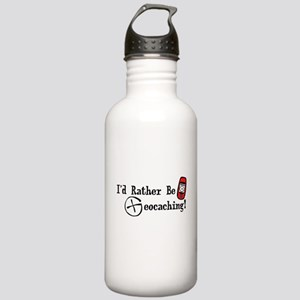 Rather Be Geocaching Stainless Water Bottle 1.0L