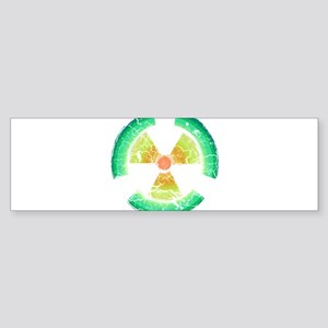 Radioactive Sticker (Bumper)