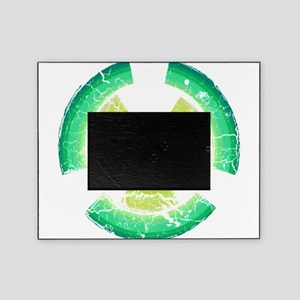 Radioactive Picture Frame