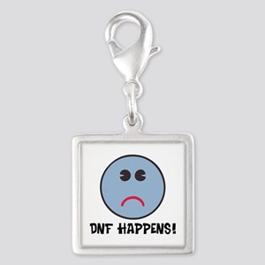 DNF Happens! Silver Square Charm