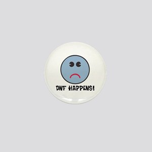 DNF Happens! Mini Button