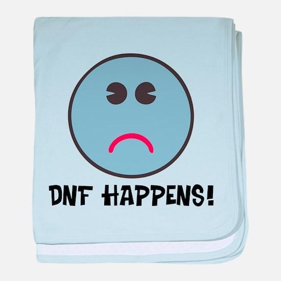 DNF Happens! baby blanket