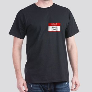 Ava's Dad Dark T-Shirt