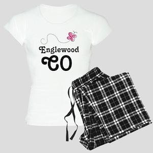 Englewood Colorado Women's Light Pajamas
