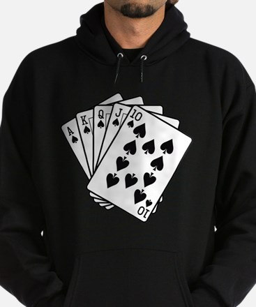 Royal Flush Hoodie (dark)