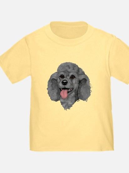 Gray Poodle T