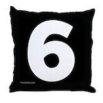 5-6-7-8 Dance Pillows Throw Pillow