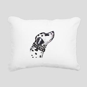 Spot Rectangular Canvas Pillow