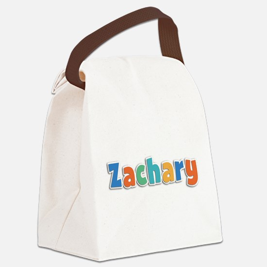 Zachary Spring11B Canvas Lunch Bag