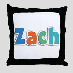 Zach Spring11B Throw Pillow