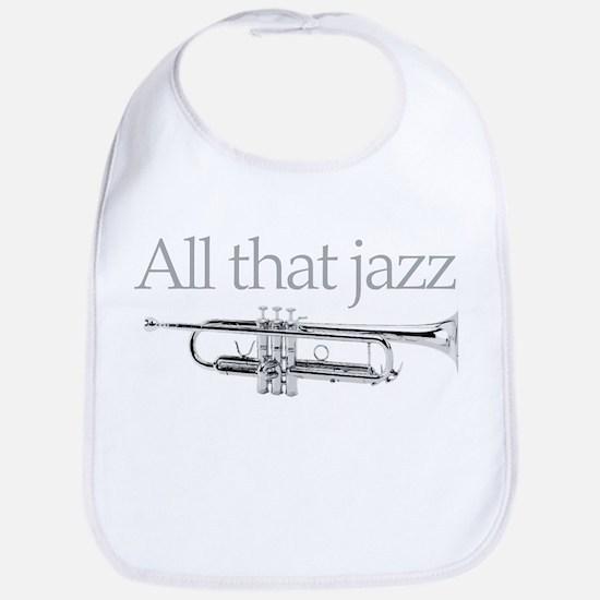All That Jazz Bib