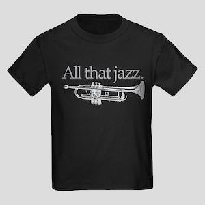 All That Jazz Kids Dark T-Shirt