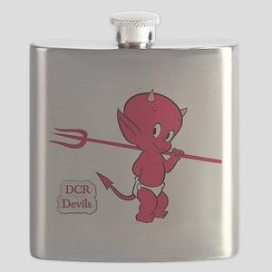 DCR DEVILS Flask