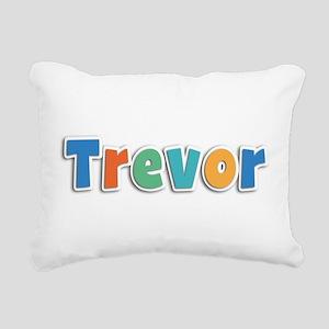 Trevor Spring11B Rectangular Canvas Pillow