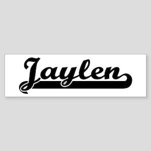 Black jersey: Jaylen Bumper Sticker