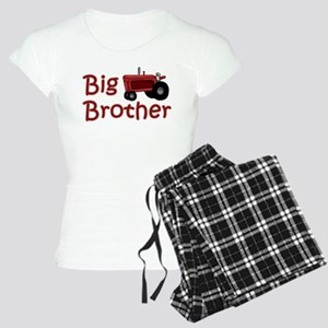 Big Brother Red Tractor Women's Light Pajamas
