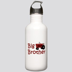 Big Brother Red Tractor Stainless Water Bottle 1.0