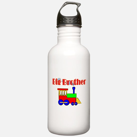Big Brother Train Engine Water Bottle