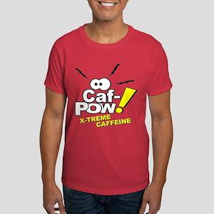 Caf-Pow of NCIS Fame Dark T-Shirt
