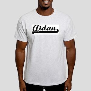 Black jersey: Aidan Ash Grey T-Shirt