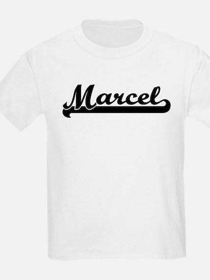 Black jersey: Marcel Kids T-Shirt