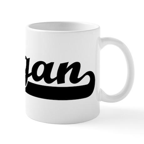 Black jersey: Teagan Mug