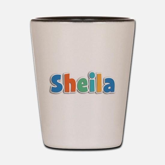 Sheila Spring11B Shot Glass