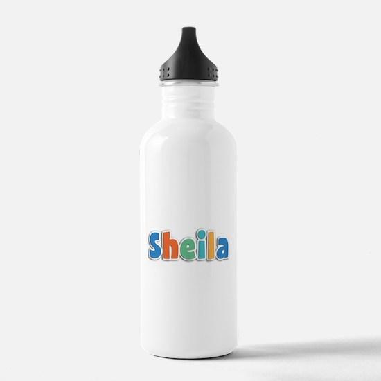 Sheila Spring11B Water Bottle