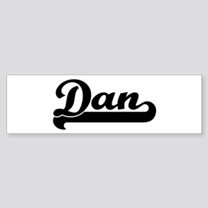 Black jersey: Dan Bumper Sticker