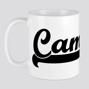 Black jersey: Camryn Mug