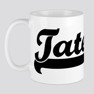 Black jersey: Tate Mug