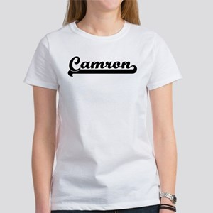 Black jersey: Camron Women's T-Shirt