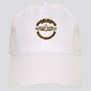 Navy - Surface Warfare - Gold Cap