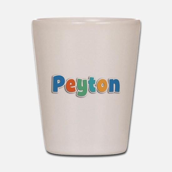Peyton Spring11B Shot Glass