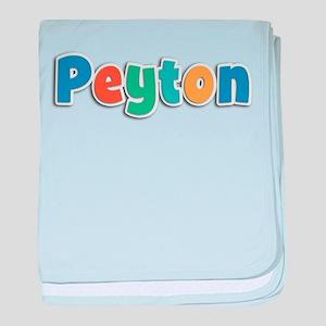 Peyton Spring11B baby blanket