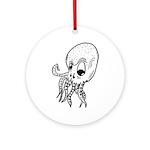 Septopus Ornament (Round)