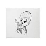 Septopus Throw Blanket
