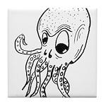 Septopus Tile Coaster