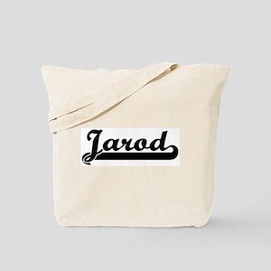 Black jersey: Jarod Tote Bag