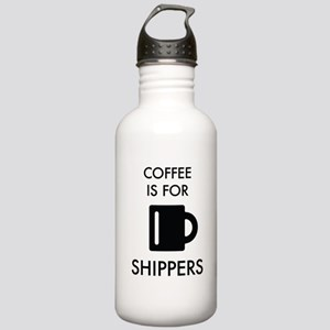 Coffee Is For Shippers Stainless Water Bottle 1.0L