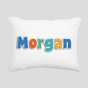 Morgan Spring11B Rectangular Canvas Pillow