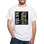 Völva's Staff T-Shirt (White)