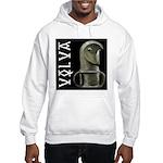 Völva's Staff Hooded Sweatshirt