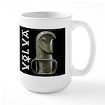 Völva's Staff Large Mug