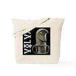 Völva's Staff Tote Bag
