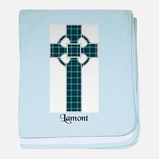 Cross - Lamont baby blanket