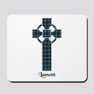 Cross - Lamont Mousepad