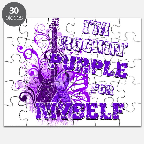 Im Rockin Purple for Myself.png Puzzle